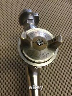 Anest Iwata Lph-300 Lph-100 Lv4 Hvlp Légère Pneumatique De Peinture Pistolet