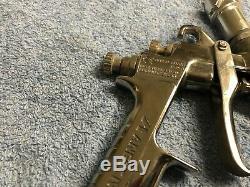 Anest Iwata Lph-300 (lph-101-lv4 Hvlp) Pistolet 1.6 Pointe