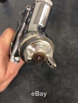 Anest Iwata Lph-300 (lph-101-lv4 Hvlp) Pistolet À Peinture / Pulvérisateur Bateau Gratuit