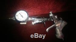 Anest Iwata Lph-400 Hvlp Pistolet Pulvérisateur De 1,4 MM D'alimentation Par Gravité