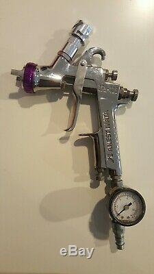 Anest Iwata Lph-400-lvb Hvlp Spray Gun 1.3 Violet Cap