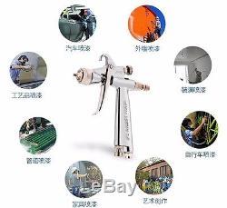 Anest Iwata Lph-50 Hvlp Peinture Manuelle Basse Pression Pistolet Lph-50 0.4 / 0.6 / 1.0mm