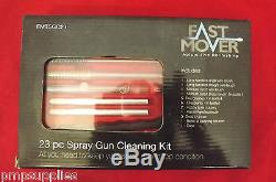 Anest Iwata Ls400 Basecoat Hvlp 1.3 Super Nova Pro Evo Spray Gun + 2 Cadeaux Gratuits