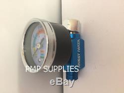 Anest Iwata Ls400 Basecoat Hvlp 1.3 Super Nova Pro Evo Spray Gun Avec Régulateur
