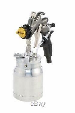 Apollo Pulvérisateurs Hvlp A7700qt Turbine Atomiseur Pistolet Avec 1qt. Alimentation Sous Pression