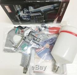 Argent SATA 4000 -120 Hvlp Avec Cup Pistolet À Peinture Gravity 1.3mm Neuf Dans La Boîte