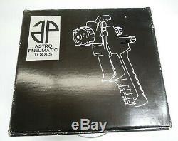 Astro, Made In Italy, Hvlp 2003 Gf Alimentation Par Gravité Peinture Pistolet Withcup, 1.9mm Noz