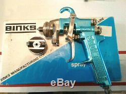Binks- 2001 Hvlp Pistolet De Peinture