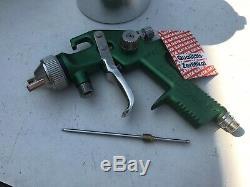 Brand New Pistolet Véritable Aspiration Satajet Hvlp Pour Une Utilisation Professionnelle