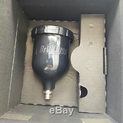 Devilbiss Basecoat Peinture Pistolet Dv1 Avec Dv1-b Plus Hvlp Air Cap 1.2mm