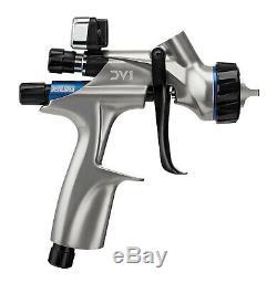 Devilbiss Basecoat Peinture Pistolet Dv1 Avec Dv1-b Plus Hvlp Air Cap # 704504