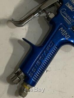 Devilbiss Compact Mini Alimentation Sous Pression Hvlp Pistolet De Nice Pistolet