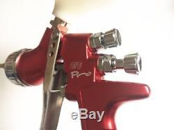 Devilbiss Gfg Hvlp Pistolet De Pulvérisation Professionnel Voiture Pistolet De Peinture 1.3mm Buse 600ml Pot