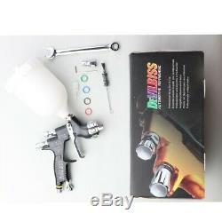 Devilbiss Gti Pistola Pro Hvlp Pistolet Alimentation Par Gravité De La Peinture Pistolet 1.3mm Buse