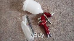 Devilbiss Gti Pro Base Pistolet Pulvérisateur Hvlp H1 Cap 1.4 Pointe