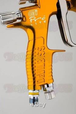 Devilbiss Gti Pro Lite Spray Gun Wihtout Cup (nouveau) Toute Configuration