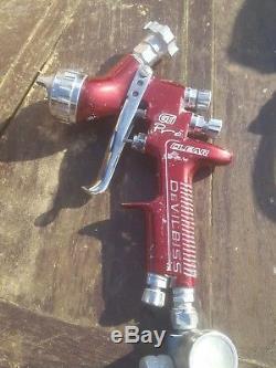 Devilbiss Gti Pro Pistolet Clair Hvlp 1.3needle Set