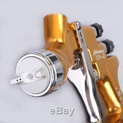 Devilbiss Hd-2 Or Hvlp Air Pistolet Pulvérisation Auto Peintures De Voiture Et Vernis