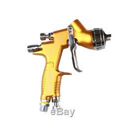 Devilbiss Hvlp Air Pistolet Avec Cups Autonotive Peinture Pistolet Gti Te20 Lite
