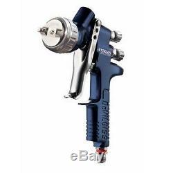 Devilbiss Tekna Hvlp Basecoat Auto Peinture Pistolet Clé Sans Coupe 703893