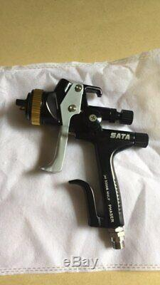 Eac Noir Edition Limitée 5000b Hvlp Phaser Spray Gun-1.3 Noz Avec Gobelet Pour