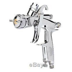 Eastwood Elite Primaire Hvlp Professional Peinture En Acier Inoxydable Vaporiser Pulvérisateur Gun
