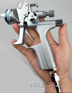 Et 5000b Peinture Pistolet Hvlp Gravity Feed Spraygun Pour La Peinture Carrosserie