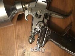 Excelent Condition Pistolet Pulvérisateur Pneumatique SATA Minijet 4 Hvlp Avec Pointe 1.2 Hvlp