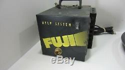 Fuji Super 3-stage Hvlp Système De Pulvérisation Turbine Du Moteur Withhose & Gun (occasion)