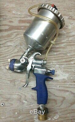 Fuji Vaporiser Mini-mite 3 Hvlp Peinture Turbine Pulvérisateur Tuyau Gravity Gun Kit Lot
