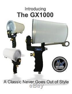 Gelcoat Gx1000 Pistolet À Peinture Avec Gelcoat Et Résine Avec Buse De 4 MM Et Kit D'étanchéité Gratuit