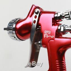 Hvlp Pistolet Devilbiss Gfg Pot Professionnel Buse De 1,3 MM De Pistolet À Peinture De Voiture 600ml