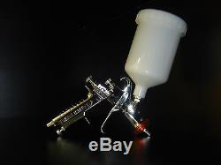 Iwata Lph400 LVX Spray Gun 1.3mm 1.4mm Lvlp Hvlp Brand New