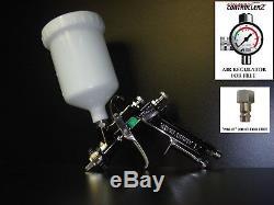 Sealey LVLP01 LVLP Pistolet de pulv/érisation pour alimentation par gravit/é 1,4 mm