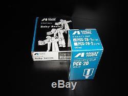 Iwata Lph80 Mini Spray Gun 0.8mm 1.0mm 1.2mm Lvpl Hvlp Avec Cup 150ml Brand New