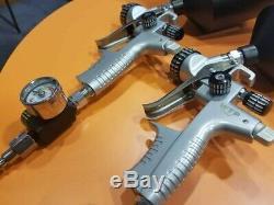 Kit Sgpro Hvlp 1.3 (couleur) + Pistolet Professionnel Sgpro Mp 1.3 (clair)