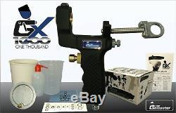 Le Pistolet De Pulvérisation Gelcoat Gelcoater Gx1000 Avec Une Buse De 5,4 MM Et Un Kit D'étanchéité Libre Es G100