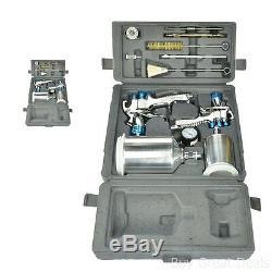 Ligne De Départ Hvlp Gravity Pistolet Tool Kit Peinture Automobile Aide Équipement