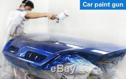 Limited Edition Carbon Car System Et 4000b Rp 1.3mm Pistolet Tasse De 600ml Hvlp