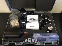 Mallette Contenant Un Pistolet SATA 5000 B Phaser Hvlp Série Limitée
