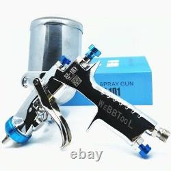 Même Chose Que Anest Iwata Spray Gun W-101 Gravity Paint Spray 1.0/1.3/1.5/1.8 Hvlp