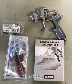 New SATA Jet 100 B Hvlp Primaire Gun 1.4 Tip