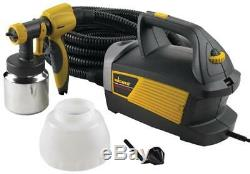 New Wagner 0518080 Hvlp Max Outdoor Power Painter Pistolet 1,5 Pintes 3602794