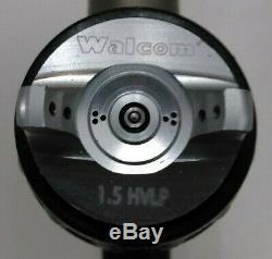 New Walcom Slim Xlight Hvlp Pistolet USA Édition 1.5 Buse