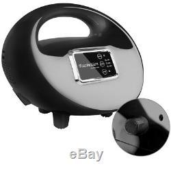Nouveau Hvlp Spray Tan Machine 700w Pulvérisateur De Bronzage Sunless Professionnel Noir