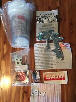 Nouveau! SATA Jet 4000 B Hvlp 1.3 Nouveau