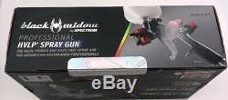 Nouveau Spectrum Black Widow Bw-hvlp-1.7 Professional Hvlp Pistolet 56152