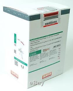 Paint Spray Gun SATA Jet 5000 B Hvlp 1,2 210369 Spraygun Pour Peinture Carrosserie