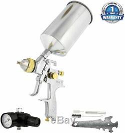Peinture Pistolet New Pression Tip Hvlp Pulvérisateur Accessoires Psi Air Guard Haute
