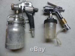 Peinture Turbine Hvlp Compact Pistolet With3m Pps Baignoire Rénovateur Zones Étanches